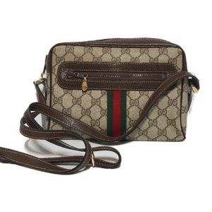 Vintage Gucci Ophidia GG supreme crossbody bag
